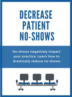 reduce patient no shows